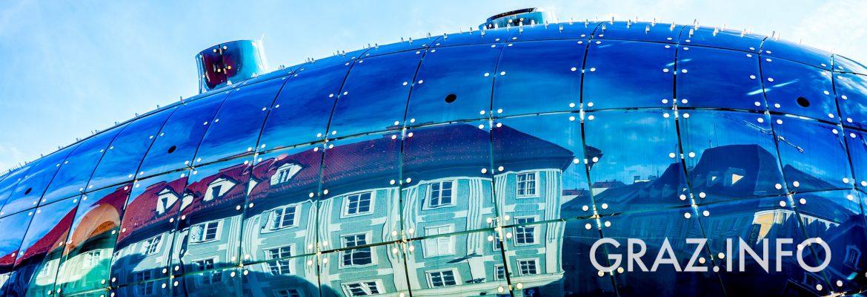 Titelbild: Kunsthaus Graz